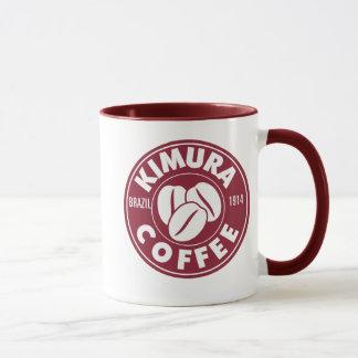 De Mok van de Koffie van Kimura