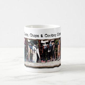 De Mok van de Koffie van laarzen, van Kloofjes &