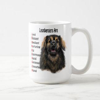 De Mok van de Koffie van Leonberger