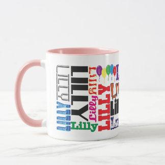 De Mok van de Koffie van Lilly
