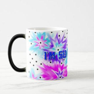 De Mok van de Koffie van Morphing
