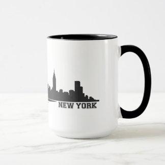 De Mok van de Koffie van New York