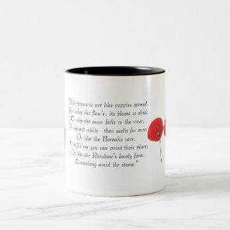 De Mok van de Koffie van O'Shanter van Tam