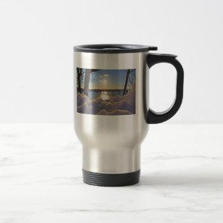 De Mok van de koffie van Ozark van het meer