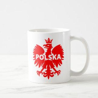 De Mok van de Koffie van Polen Polska Eagle