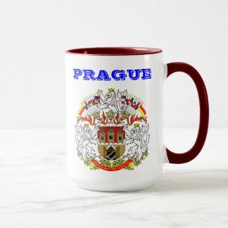 De Mok van de Koffie van Praag
