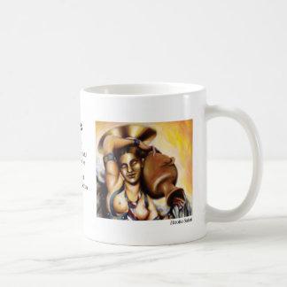 De Mok van de Koffie van Waterman