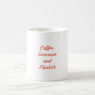 De Mok van de koffie voor de Ernstige Mensen van