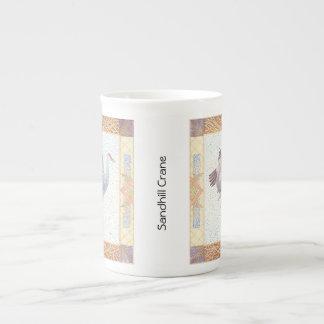 De mok van de Kraan van Sandhill voor koffie of