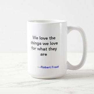De Mok van de Liefde van Robert Frost