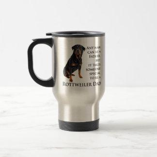 De Mok van de Papa van Rottweiler