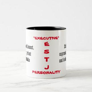 De Mok van de Persoonlijkheid ESTJ