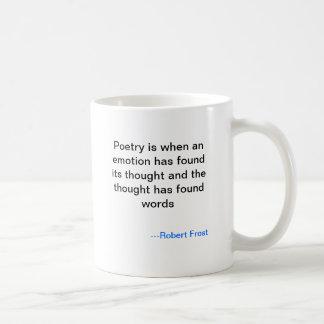 De Mok van de Poëzie van Robert Frost