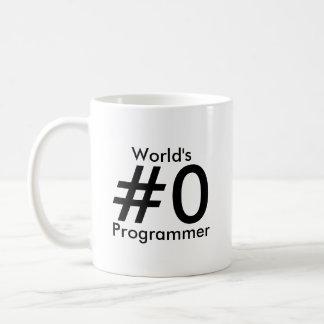 De Mok van de Programmeur van de wereld #0