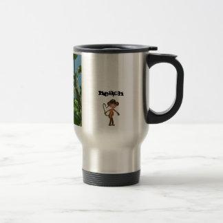 De Mok van de Reis van de Koffie 2011® van het Str
