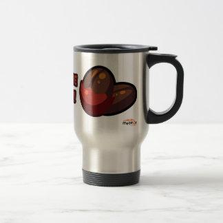 De Mok van de Reis van de Tijd van de koffie