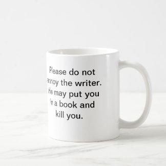 De Mok van de schrijver (hij)