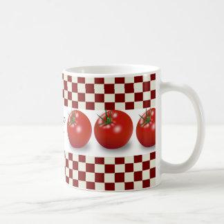 De Mok van de Soep van de tomaat