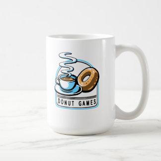 De Mok van de Spelen van de doughnut