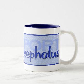 """De Mok van de steun """"van Hydrocephalus"""""""
