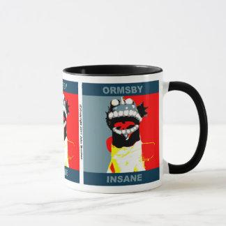 De Mok van de Stijl van de Campagne van Ormsby