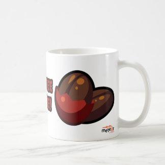De Mok van de Tijd van de koffie