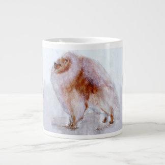 De Mok van de Trots van Pomeranian