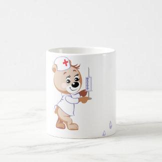 De Mok van de Verpleegster van de teddybeer