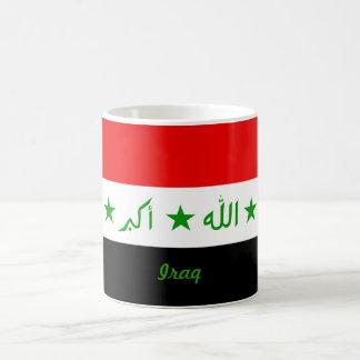 De Mok van de Vlag van Irak
