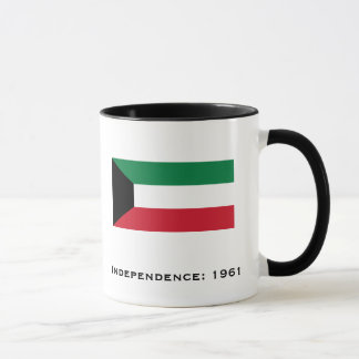 De Mok van de Vlag van Kuwait* القدحالكويت