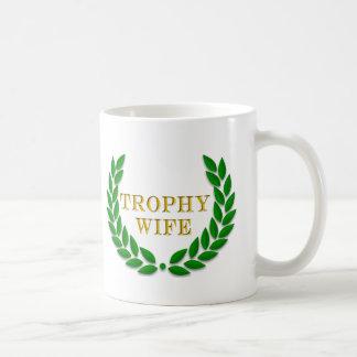 De Mok van de Vrouw van de trofee