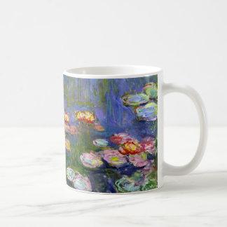 De Mok van de Waterlelies 1916 van Monet