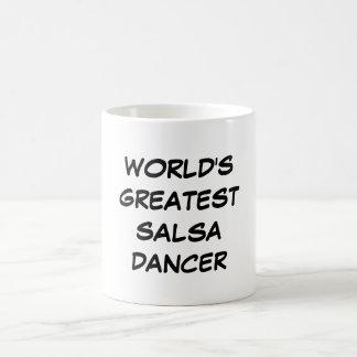 """De Mok van de wereld van de Grootste """"Danser"""