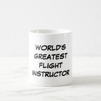 """De Mok van de wereld van de Grootste """"Instructeur"""