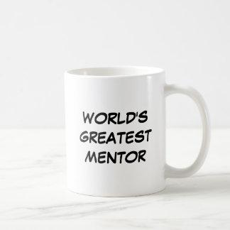 """De Mok van de wereld van de Grootste """"Mentor"""""""