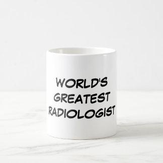 """De Mok van de wereld van de Grootste """"Radioloog"""""""