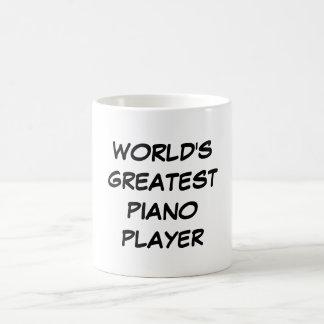 """De Mok van de wereld van de Grootste """"Speler van"""