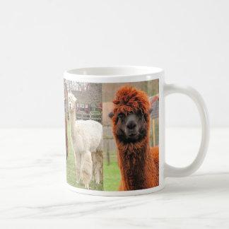 De mok van drie Alpacas ~