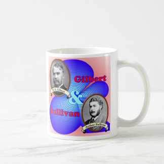 De Mok van Gilbert & van de Koffie Sullivan