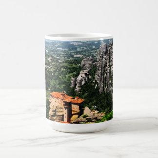 De Mok van Griekenland van Meteora