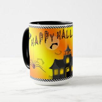 De Mok van Halloween - Knuppels, Spookhuis