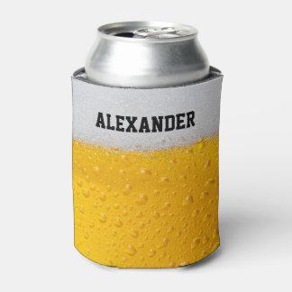 De Mok van het bier personaliseert Blikjeskoeler