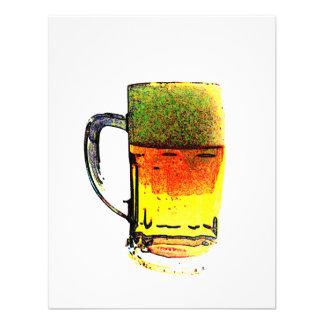 De Mok van het bier