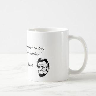 De Mok van het Citaat van Abraham Lincoln
