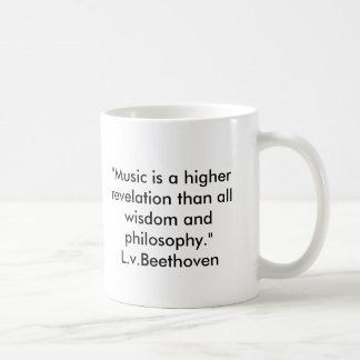 De Mok van het Citaat van Beethoven