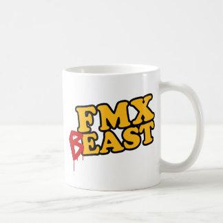 De mok van het Dier FMX