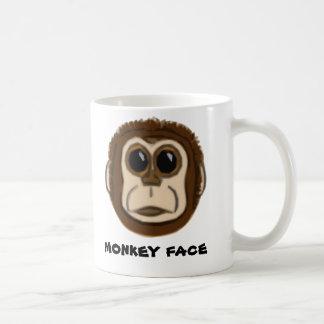 De Mok van het Gezicht van de aap