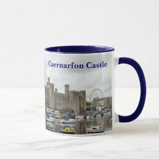 De Mok van het Kasteel van Caernarfon