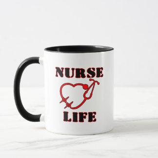 De Mok van het Leven van de verpleegster met
