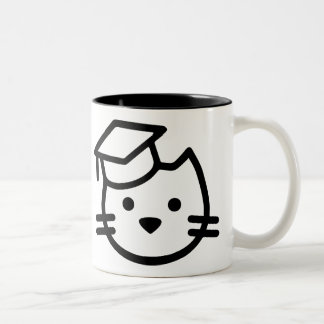 De Mok van het Logo van de Academie van het katje